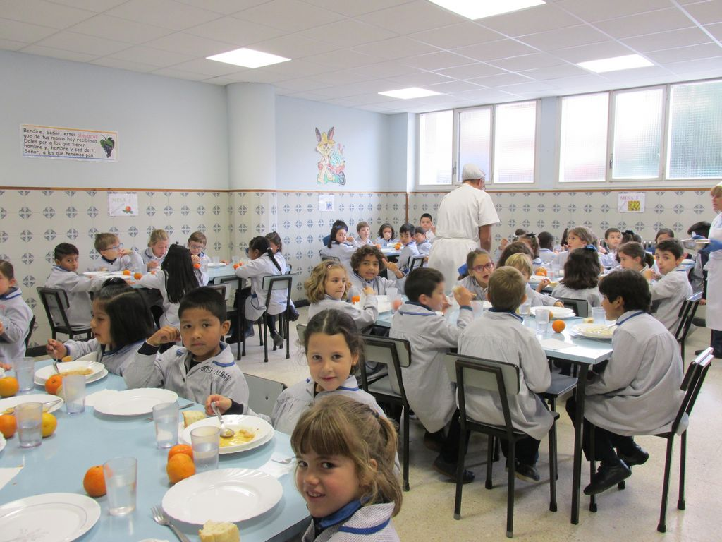 Comedor Colegio Nazaret Oviedo
