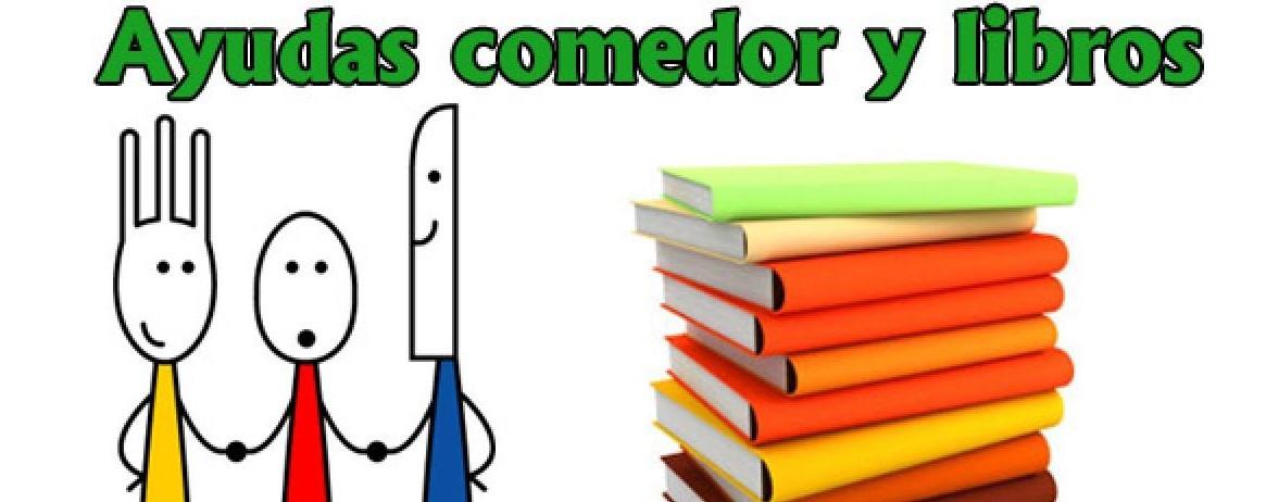 CONVOCATORIA DE AYUDAS PARA COMEDOR ESCOLAR CURSO 2019/2020 Colegio ...
