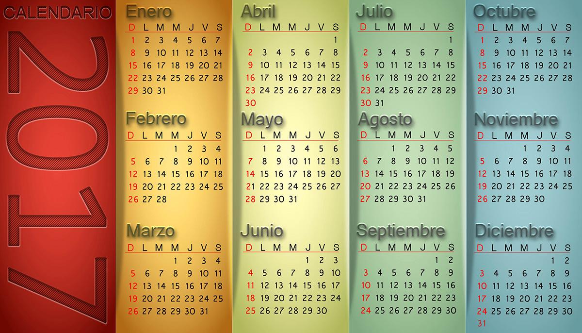 Calendario Escolar 2020 Argentina Para Imprimir.Calendario Escolar 2016 2017 Colegio Nazaret Oviedo