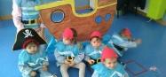 Carnaval Colegio Nazaret Oviedo Guardería