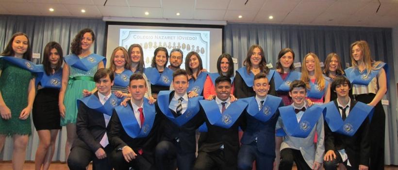 Graduación 4º A ESO