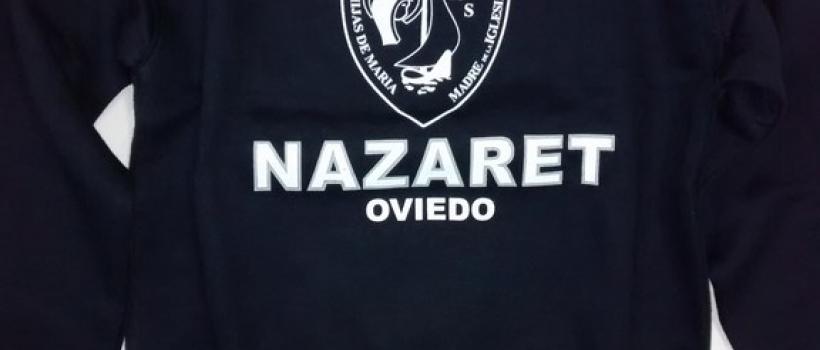 revisa 87337 171fd VENTA DE SUDADERAS Colegio Nazaret Oviedo